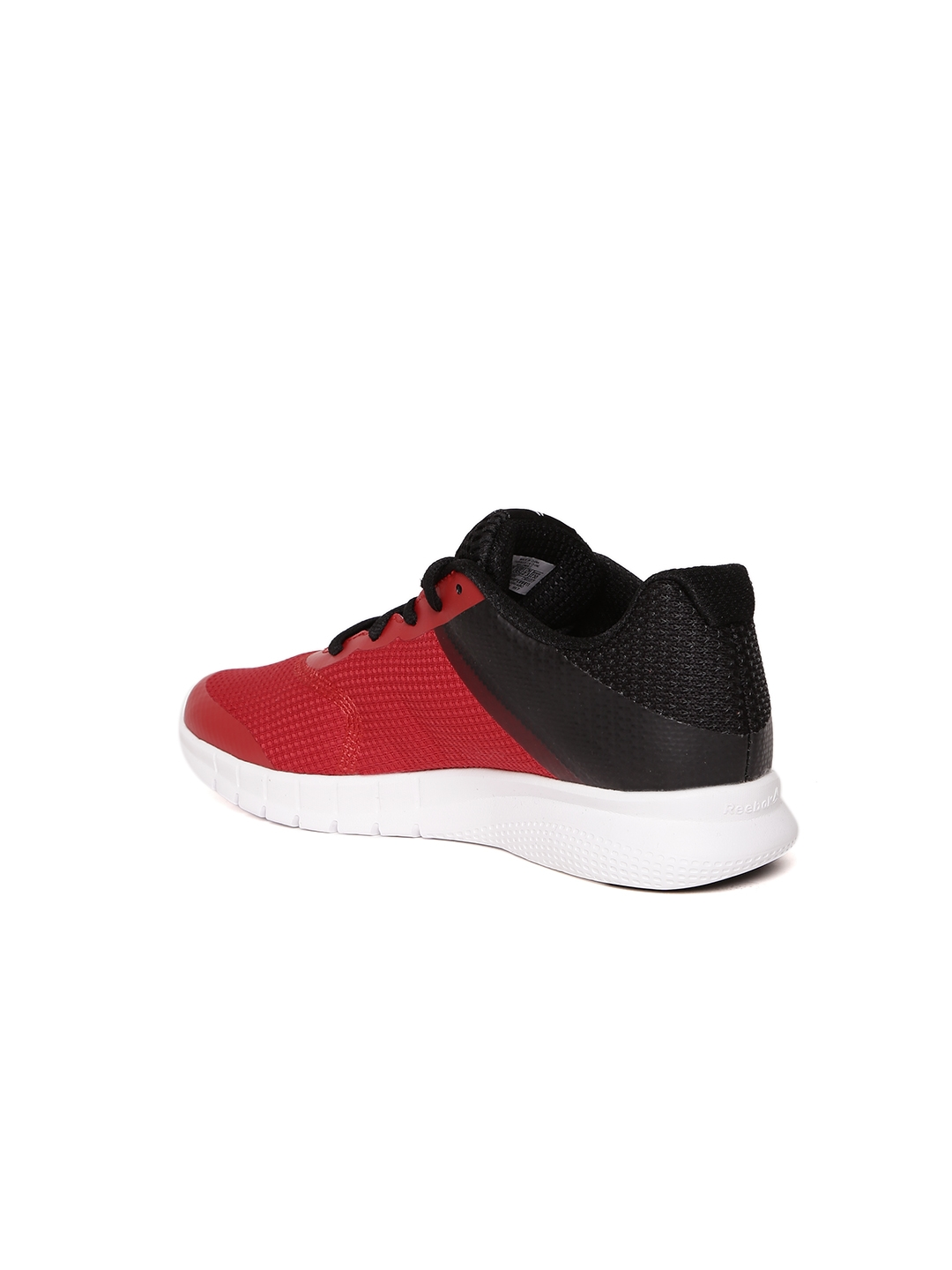 768d91a1141 Buy Reebok Boys Red   Black Instalite Woven Design Running Shoes ...