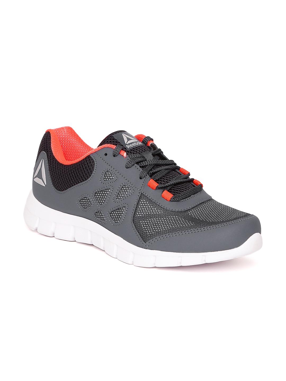 df89f995149 Buy Reebok Men Grey SPRINT AFFECT XTREME Running Shoes - Sports ...