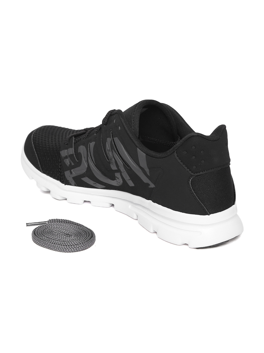 0829e851f44319 Buy Reebok Men Black Ultra Speed 2.0 Running Shoes - Sports Shoes ...