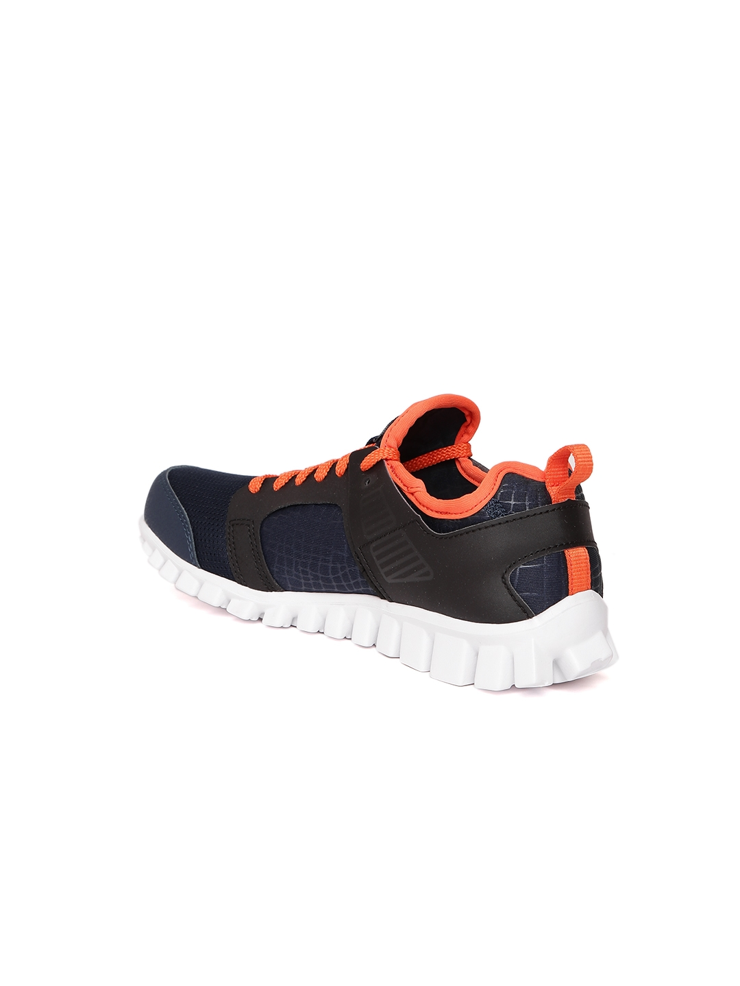 2676ddea877 Buy Reebok Boys Navy Blue   Black Amaze Xtreme Running Shoes ...