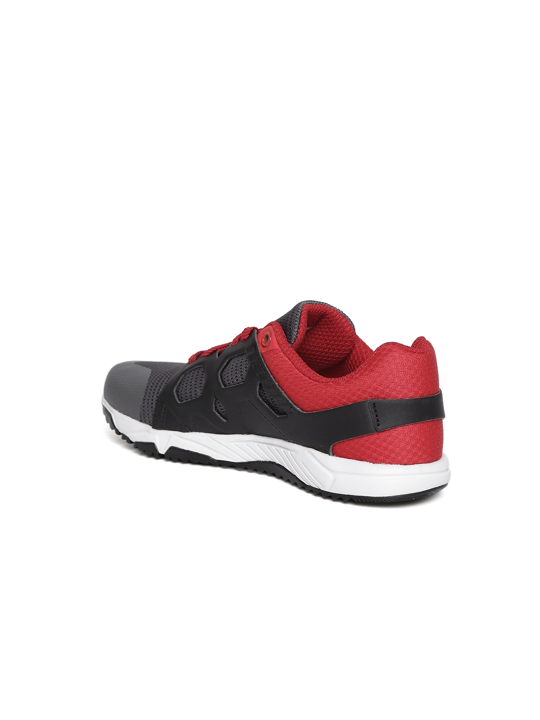 cac27e6ac33d Buy Reebok Boys Grey Gusto Running Shoes - Sports Shoes for Boys ...
