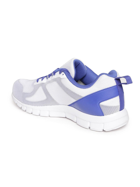 80474fc13c1 Buy Reebok Men White   Blue Super Lite 2.0 Running Shoes - Sports ...