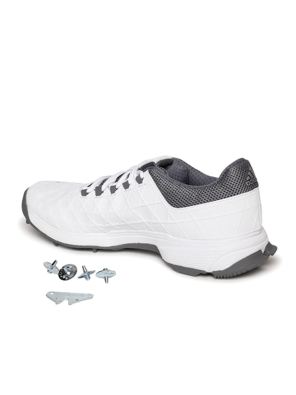 527034ee90ba51 Buy ADIDAS Men White SL 22 Cricket Shoes - Sports Shoes for Men ...