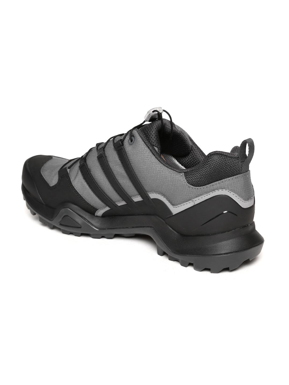 3dd6a0553 Buy ADIDAS Men Grey   Black Terrex Swift R2 GTX Outdoor Shoes ...