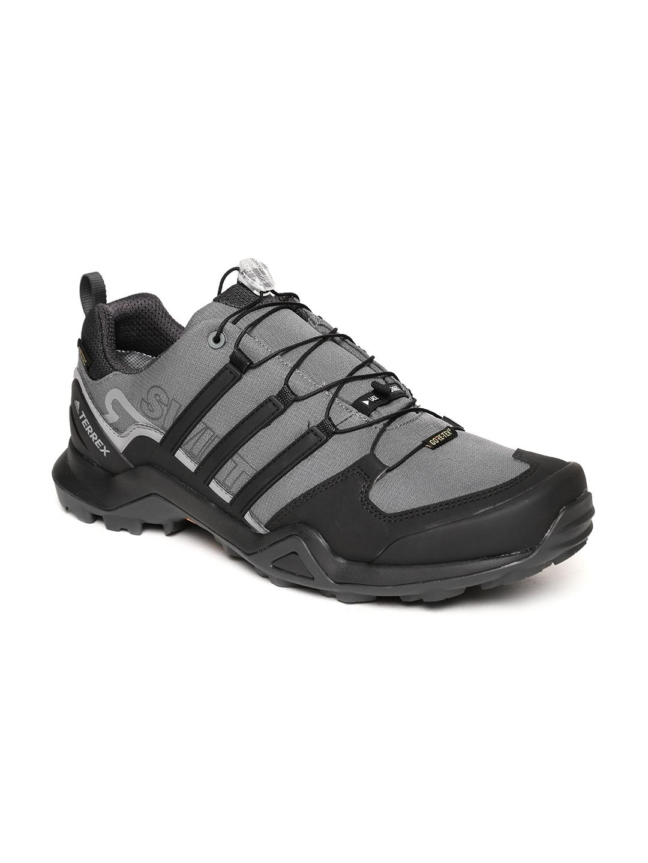 9713e6f48 Buy ADIDAS Men Grey   Black Terrex Swift R2 GTX Outdoor Shoes - Sports Shoes  for Men 2409771