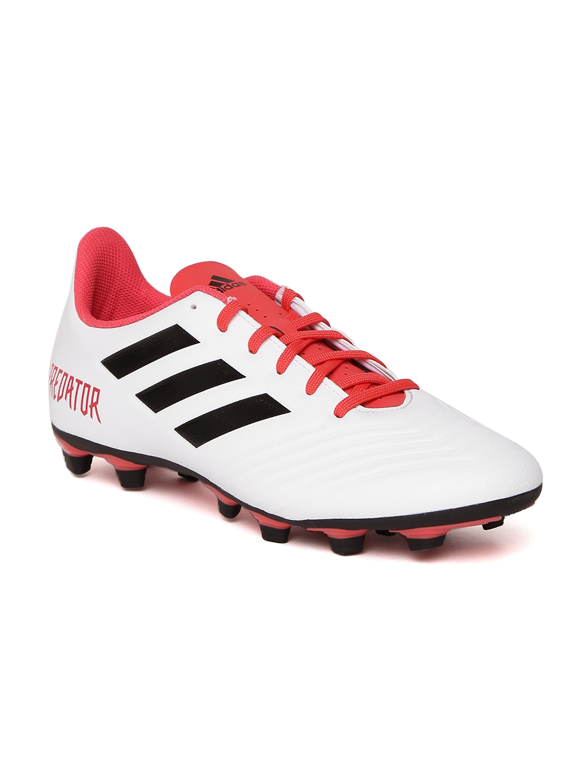 5644fed36b44 Buy ADIDAS Men PREDATOR 18.4 FXG Football Shoes - Sports Shoes for ...