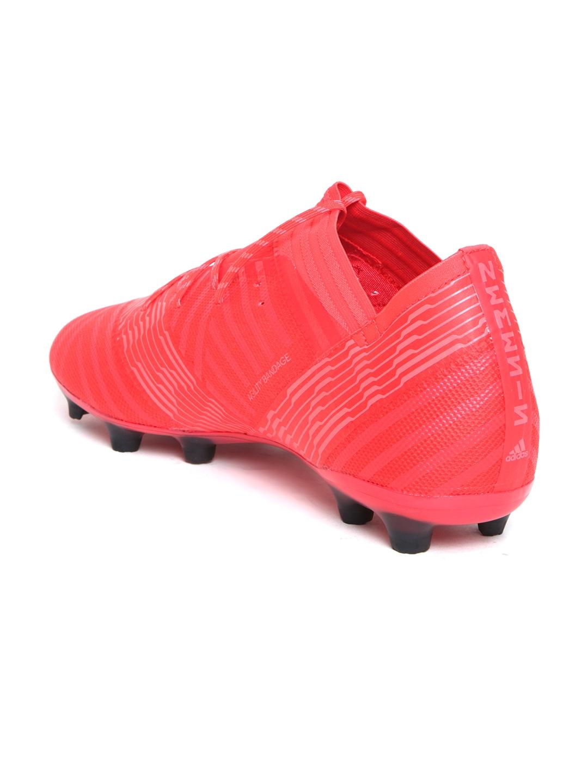 b4fbb0066bbe Buy ADIDAS Men Red Nemeziz 17.2 FG Football Shoes - Sports Shoes for ...