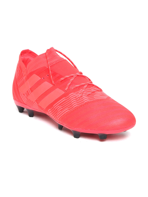 c423b289f5fe Buy ADIDAS Men Red Nemeziz 17.2 FG Football Shoes - Sports Shoes for ...