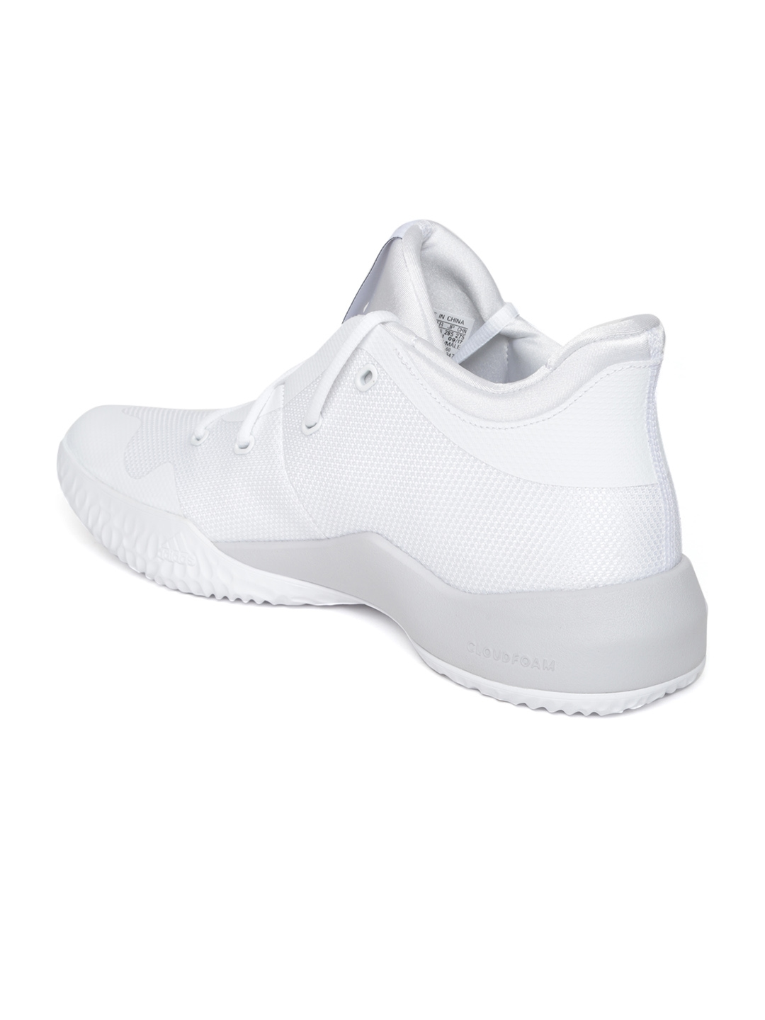 Buy ADIDAS Men White Rise Up 2 Basketball Shoes - Sports Shoes for ... 823c82368