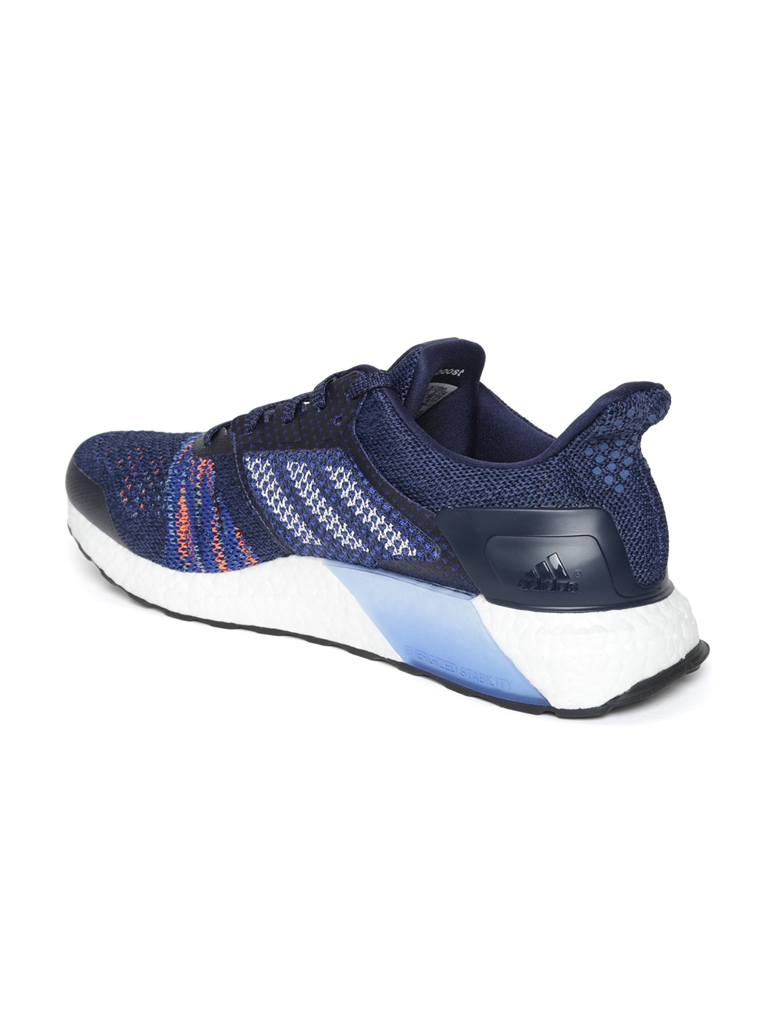 4c24837f5d573 Buy ADIDAS Men Navy Ultraboost ST Running Shoes - Sports Shoes for ...