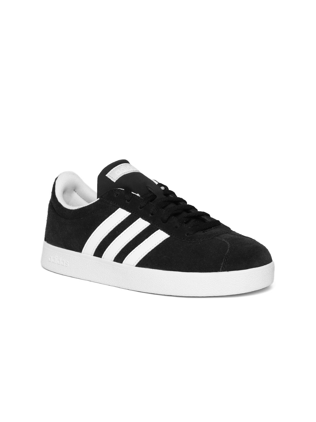 aa0adeeb4bc Buy ADIDAS Women Black VL COURT 2.0 Sneakers - Casual Shoes for ...