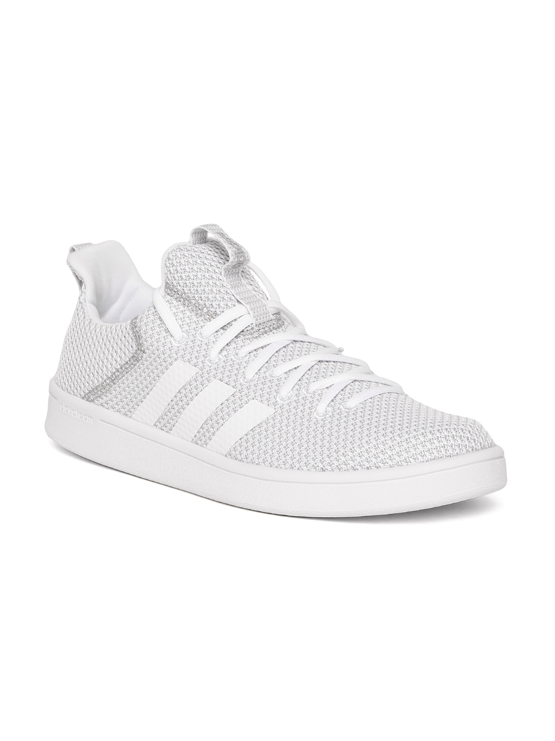 cddd23a8d6c Buy ADIDAS Men White CF ADV ADAPT Sneakers - Casual Shoes for Men ...