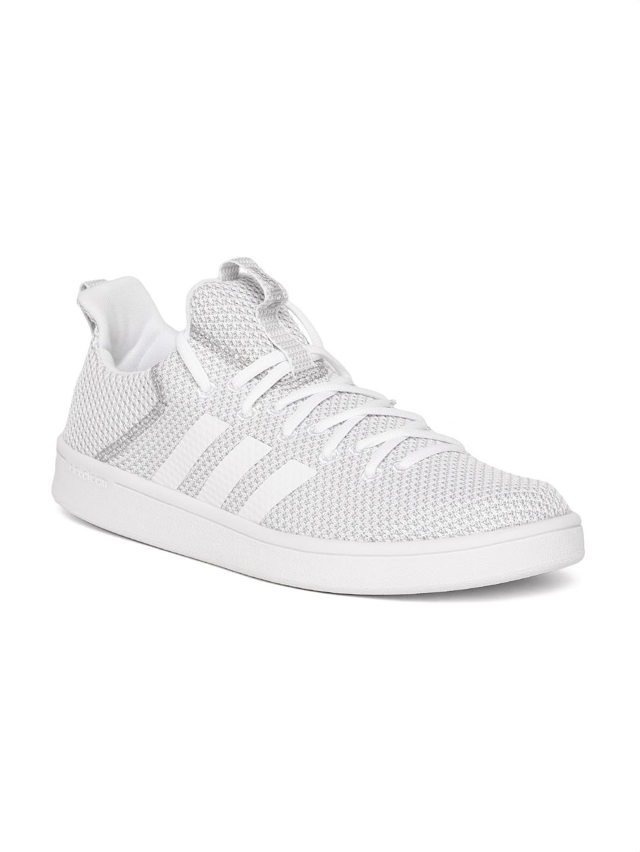 4e7691be7de Buy ADIDAS Men White CF ADV ADAPT Sneakers - Casual Shoes for Men ...
