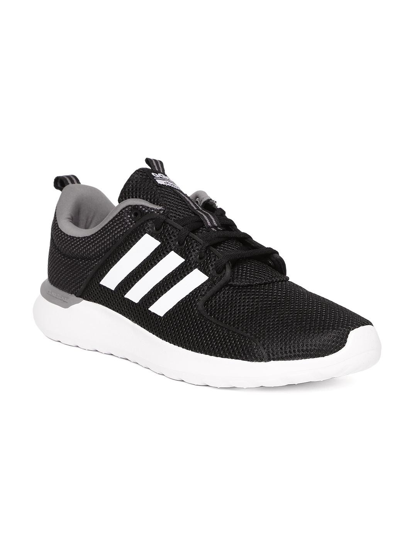 ea592956efadff ... best adidas men black cf lite racer shoes 666dd 5a84f