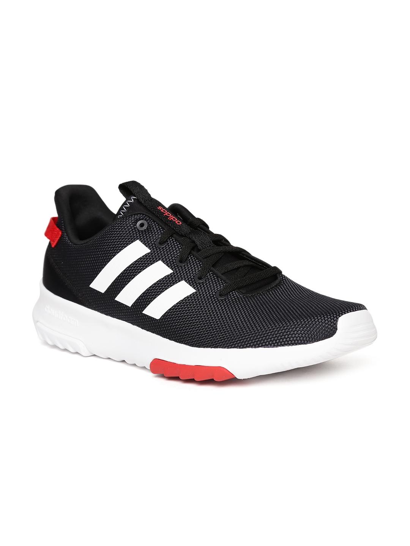 ADIDAS Men Black CF RACER TR Sneakers