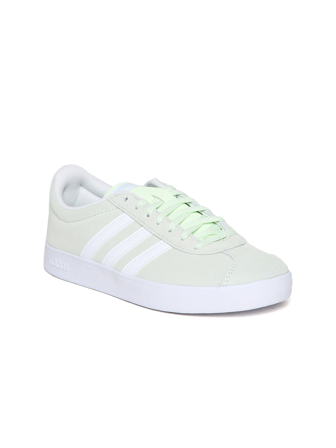 ba00ab4a7bcc6e Buy ADIDAS Women Green VL COURT 2.0 Sneakers - Casual Shoes for ...