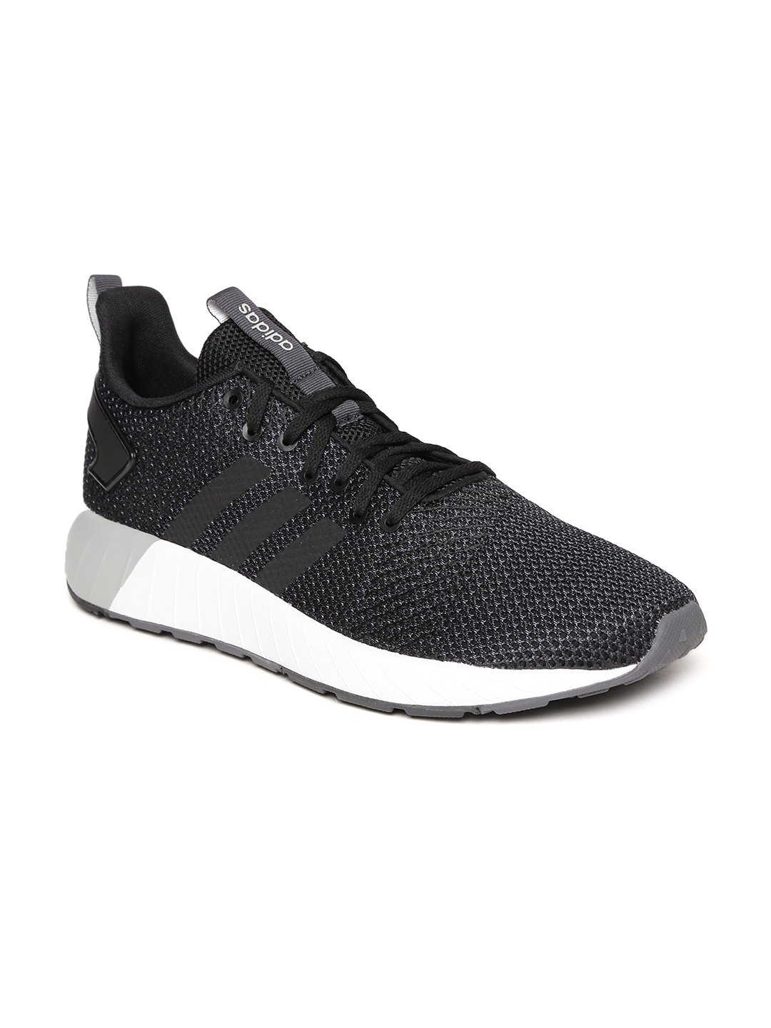 bacaacb5384 Buy ADIDAS Men Black QUESTAR BYD Sneakers - Casual Shoes for Men ...