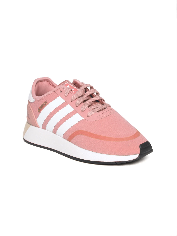 new styles 6d825 c5359 ADIDAS Originals Women Pink N-5923 Sneakers
