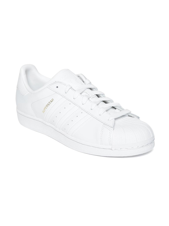 c3c733e260b66 Buy ADIDAS Originals Men White Superstar Sneakers - Casual Shoes for ...
