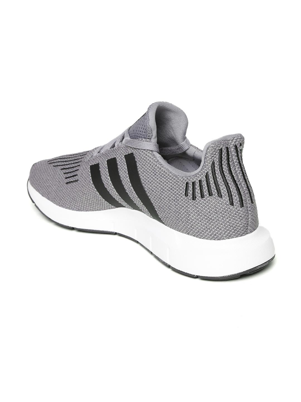 f17e78f09 Buy ADIDAS Originals Men Grey Swift Run Sneakers - Casual Shoes for ...