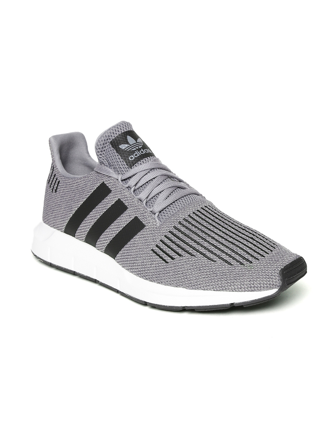 f17e78f09 Buy ADIDAS Originals Men Grey Swift Run Sneakers - Casual Shoes for ...