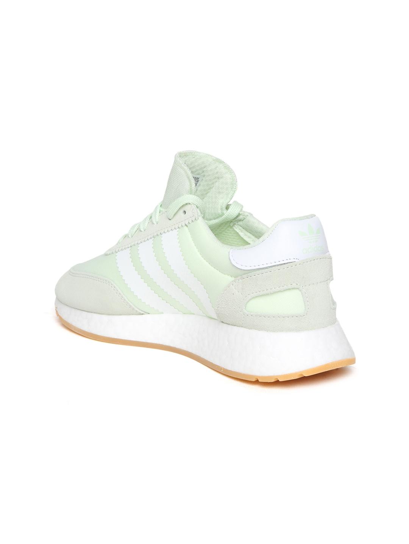 new concept cb79f faa97 ADIDAS Originals Women Green I-5923 Runner Sneakers