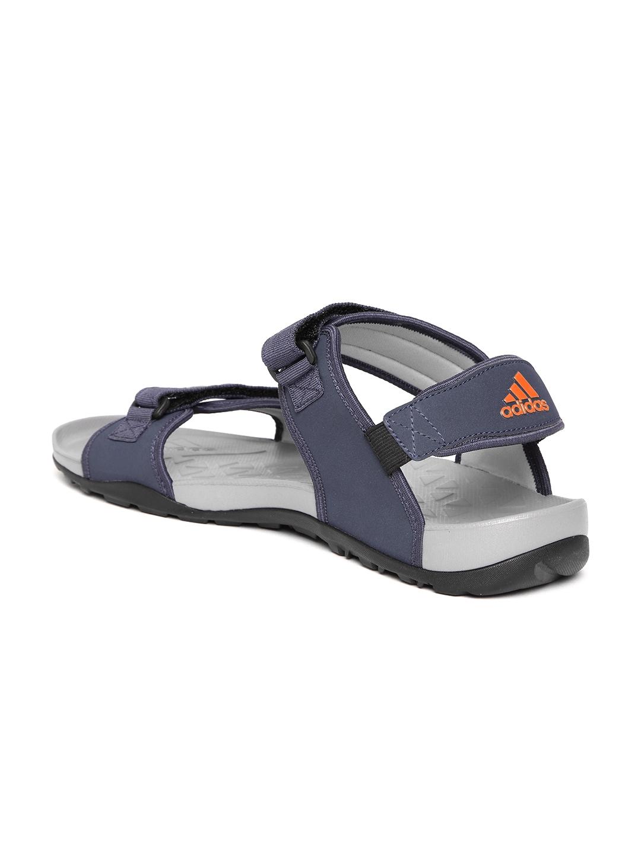 68ca8c1ba01 Buy ADIDAS Men Navy Hoist Sports Sandals - Sports Sandals for Men ...