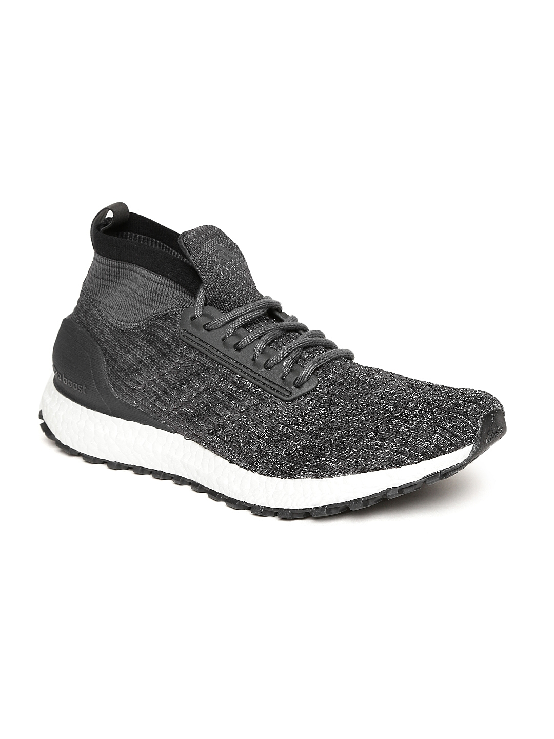 6003c62457e69 Buy ADIDAS Men Charcoal Grey Ultraboost All Terrain Ltd Running ...