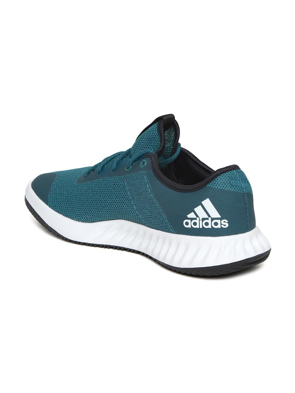 new product bd1c4 87938 ADIDAS Men Teal Green Crazytrain LT Training Shoes