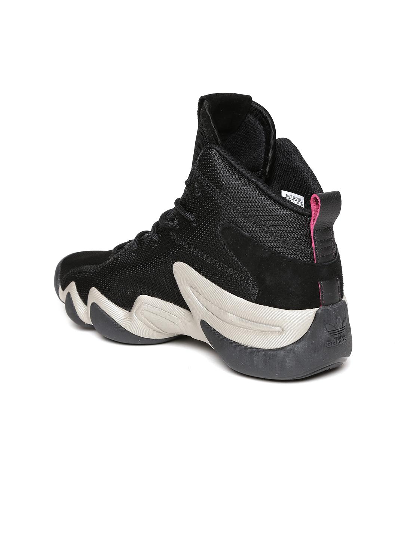 56bc0aea175 Buy ADIDAS Originals Women Black Crazy 8 ADV Sneakers - Casual Shoes ...
