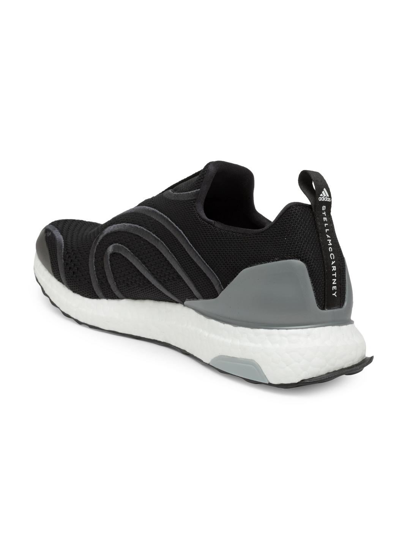 d290d1796 Stella McCartney by ADIDAS Women Black Ultraboost Uncaged Running Shoes