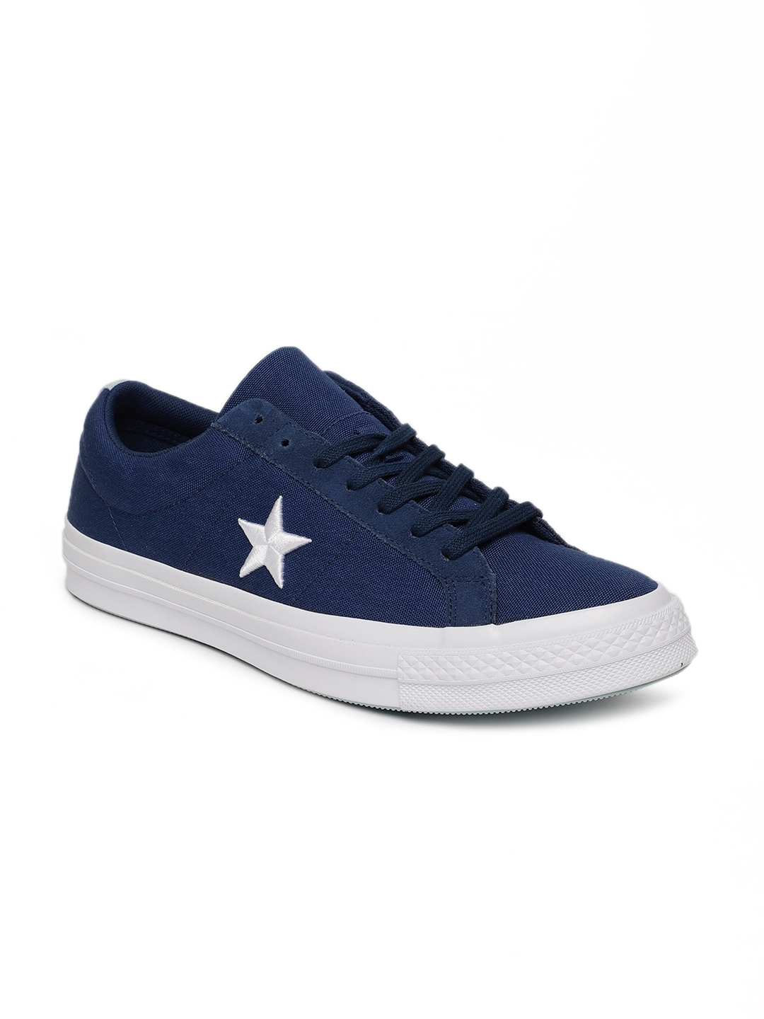 95f9c725d103 Buy Converse Men Navy Blue Sneakers - Casual Shoes for Men 2419594 ...