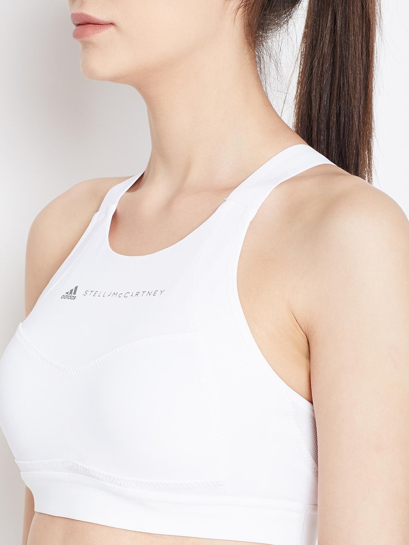 adidas climalite essentials sports bra ladies