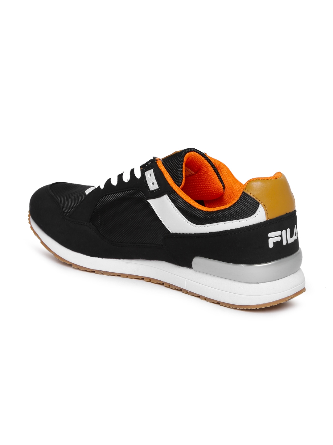 489420bc4ddf Buy FILA Men Black GALVIN LIFESTYLE Sneakers - Casual Shoes for Men ...
