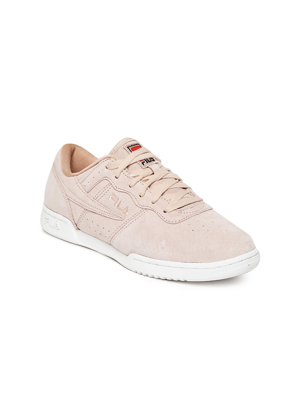 7b0f2510a6cc Buy FILA Women Dusty Pink Original Fitness Premium Suede Sneakers ...