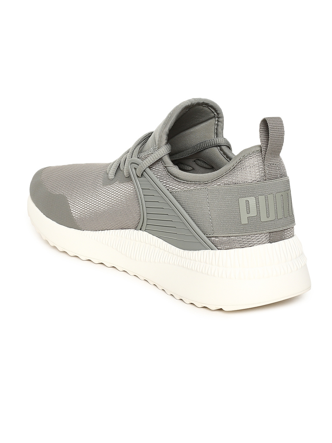 Buy Puma Men Grey Pacer Next Cage Sneakers - Casual Shoes for Men ... 30035b3b6