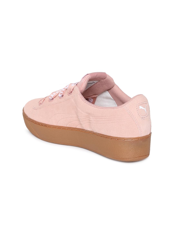 Buy Puma Vikky Platform Ribbon Bold - Casual Shoes for Women 2429571 ... e460d335b