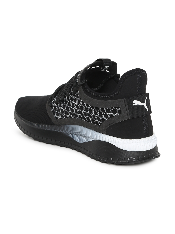 6c264209ebfe Buy Puma Men Black   Grey TSUGI NETFIT V2 Sneakers - Casual Shoes ...