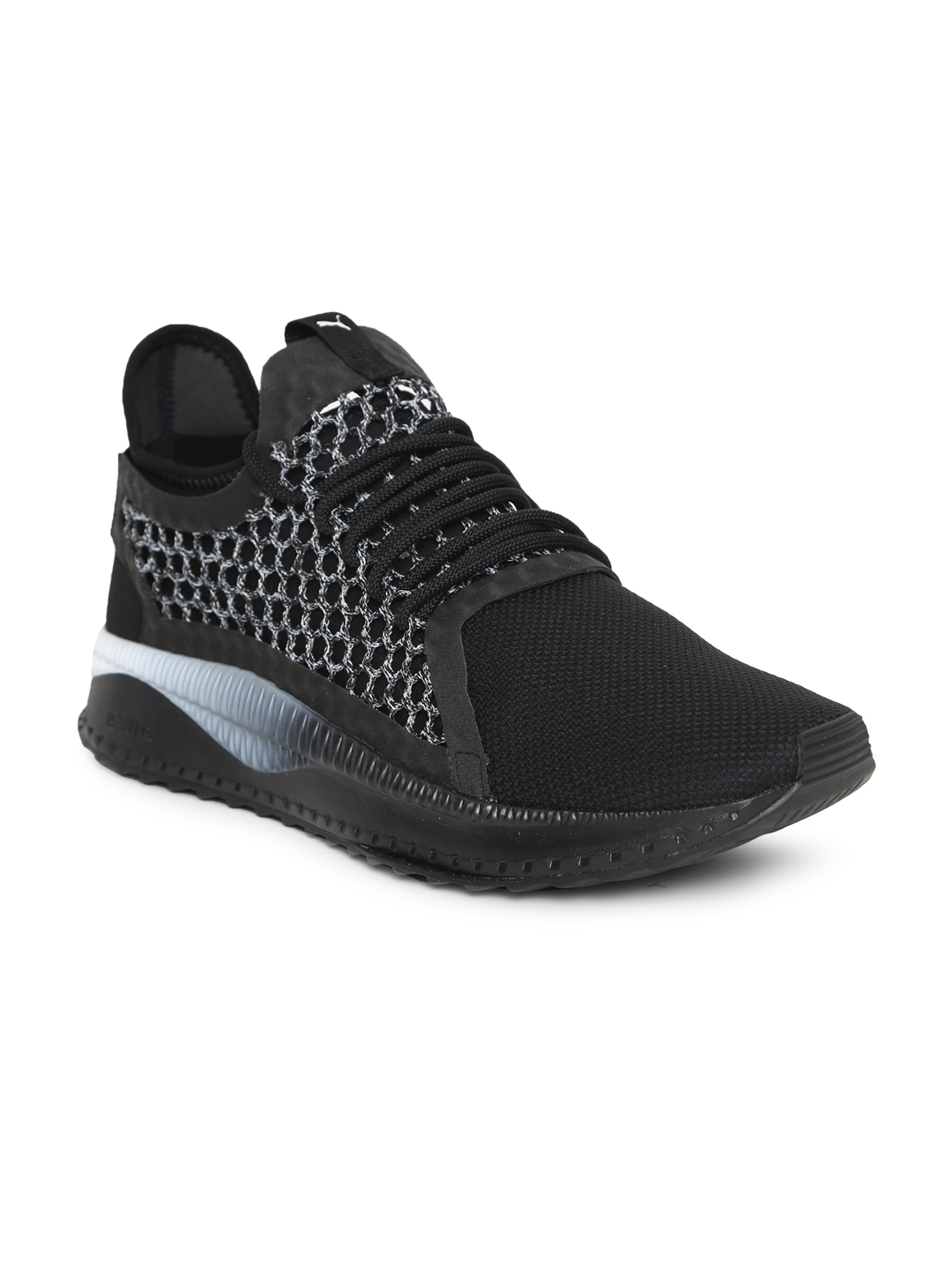 Buy Puma Men Black   Grey TSUGI NETFIT V2 Sneakers - Casual Shoes ... c8c086b79