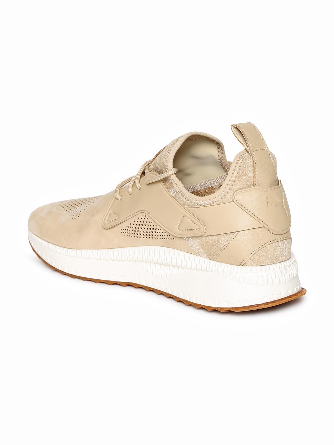17fe472d615 Buy Puma Men Peach   White TSUGI Cage Roasted Sneakers - Casual ...