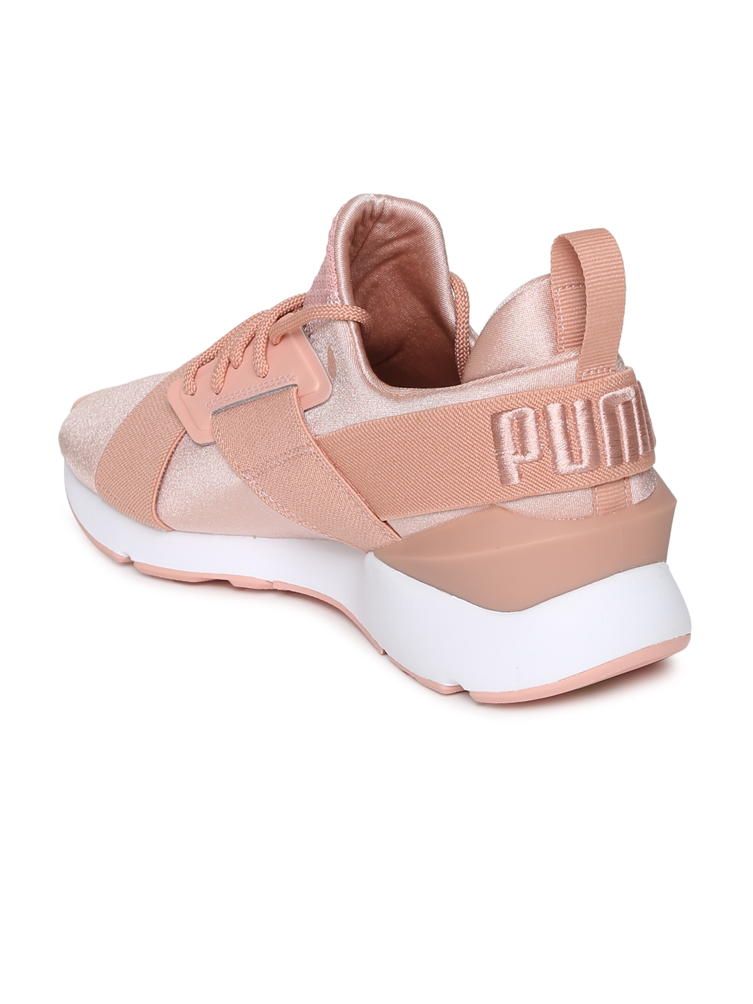 822bfec1135353 Buy Puma Women Pink Muse Satin EP Sneakers - Casual Shoes for Women ...