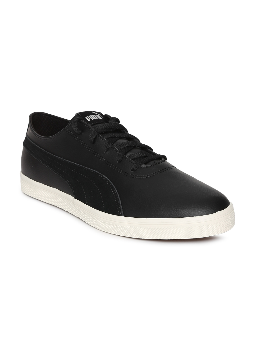 3746ec6f026ac7 Buy Pume Men Black Urban SL SD Sneakers - Casual Shoes for Men ...