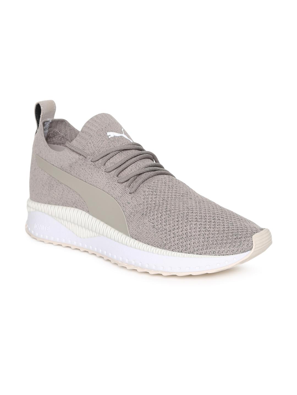 a4a321cf7f6 Buy Puma Men Brown TSUGI Apex EvoKNIT Sneakers - Casual Shoes for ...
