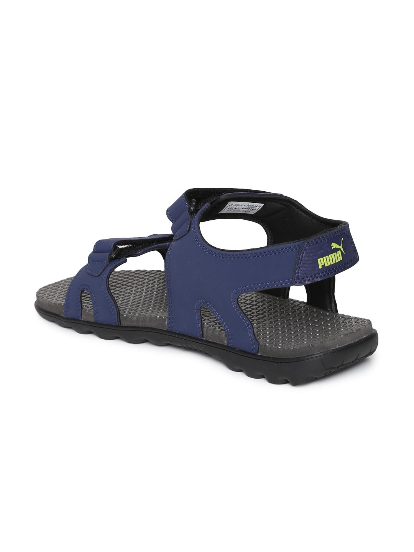 Buy Puma Men Navy Taurus IDP Sports Sandals - Sports Sandals for Men ... 3e64eb9f1f