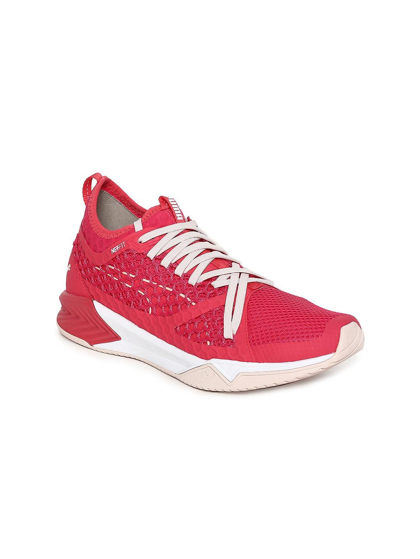 cdeab613ee0e5 Buy Puma Women Pink IGNITE XT NETFIT Wn S Sports Training Shoes ...