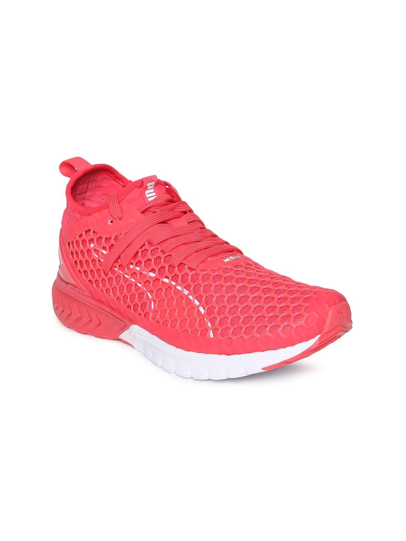 Buy Puma Women Pink IGNITE Dual NETFIT Wn S Sports Running Shoes - Sports  Shoes for Women 2429696  a0b72cfb4