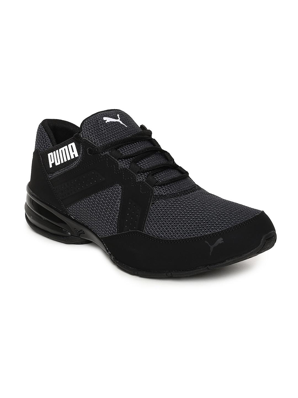 Buy Puma Men Black Enzin Mesh Running Shoes - Sports Shoes for Men ... a7d7ee9e1