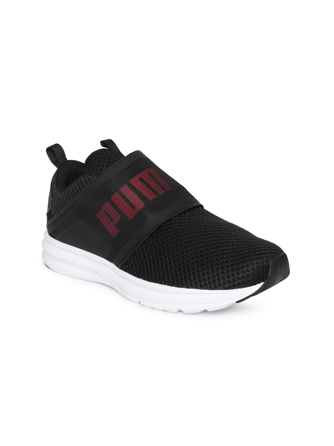 173a246d2c80 Buy Puma Women Black Enzo Strap Mesh WN S Training Shoes - Sports ...