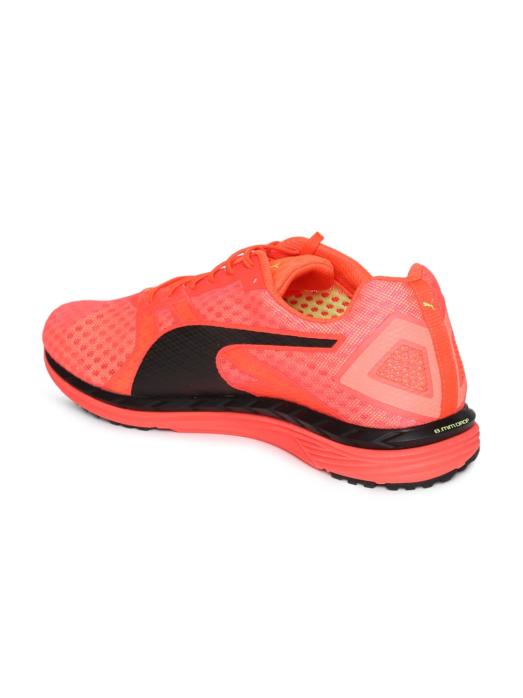dbba8345 Buy Puma Men Red Speed 300 IGNITE 3 Running Shoes - Sports Shoes for ...