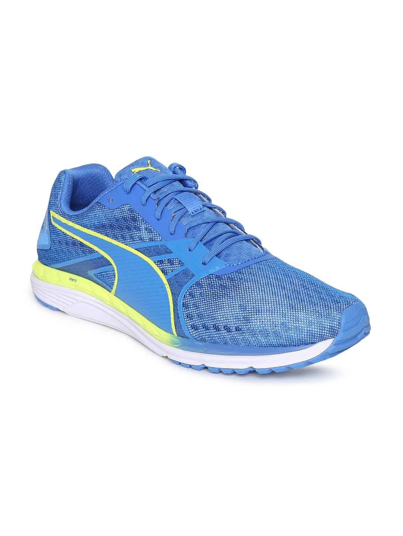 Buy Puma Women Blue Speed 300 IGNITE Running Shoes - Sports Shoes ... 346ba7a2c